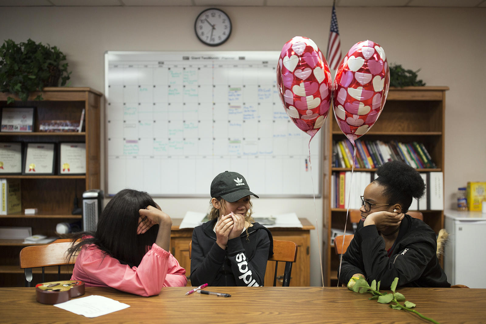 St  Louis County school district creates space for black girls to