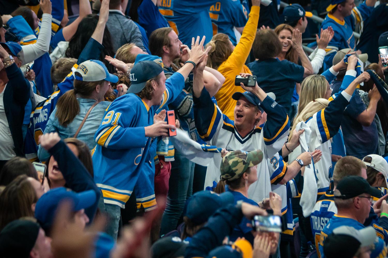 St  Louis Blues Win Stanley Cup At Last | St  Louis Public Radio