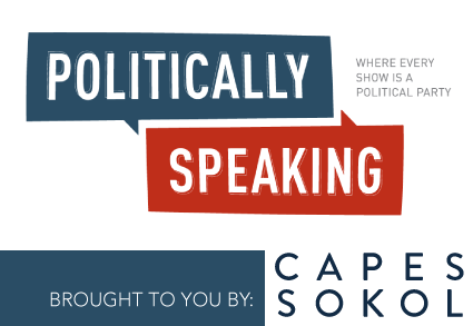 Politically Speaking: Rep  David Wood Breaks Down The Big