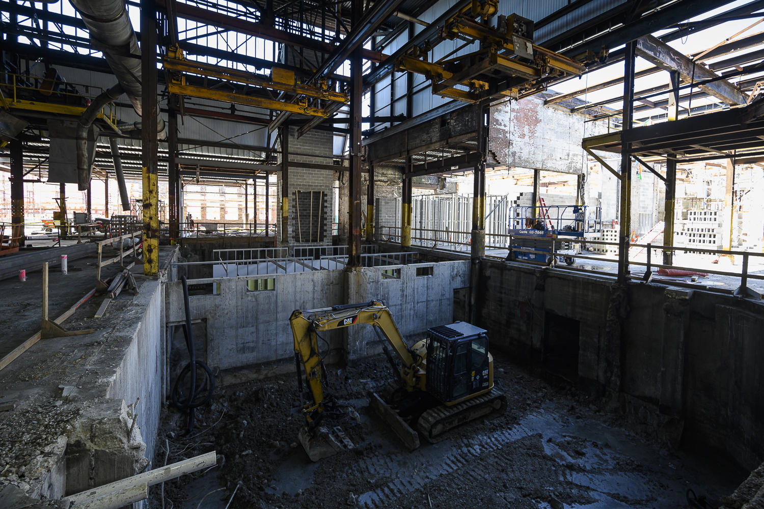 City Foundry Transformation Underway Along I-64 In St  Louis
