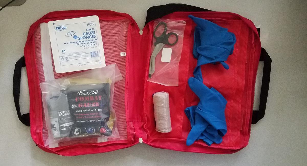 Kits Could Help Kids Survive Life-Threatening Injury | St