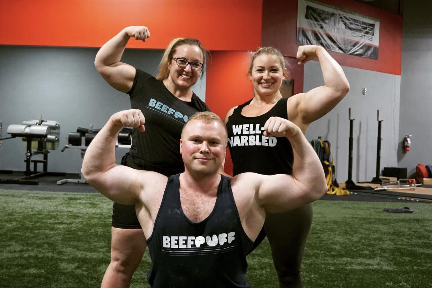 Bethel's Homegrown Women's Powerlifter Has Broken A National
