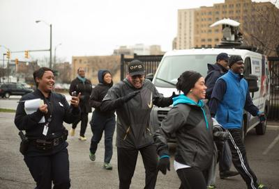 In a city with long memories of racial torment, Detroit's