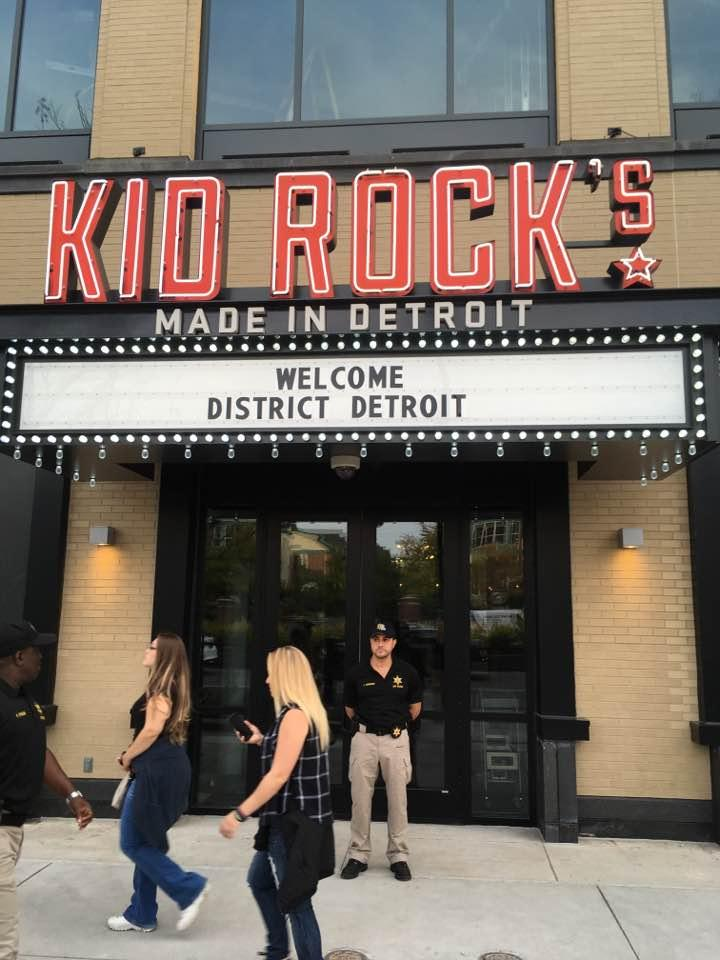 Kid Rock Opens To Big Crowds At Little Caesar S Arena But