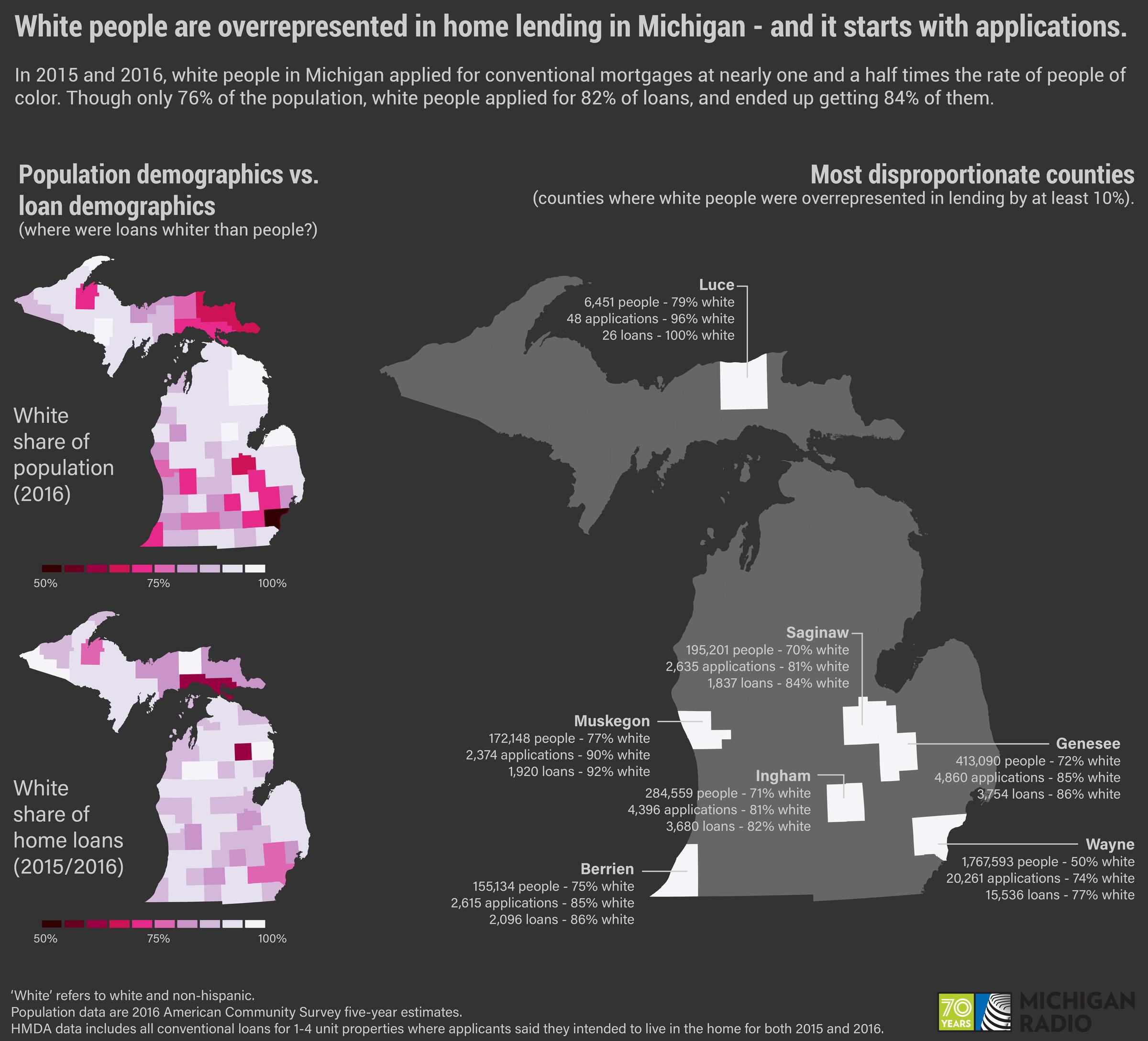 Data Analysis Modern Day Redlining Happening In Detroit And Lansing Michigan Radio
