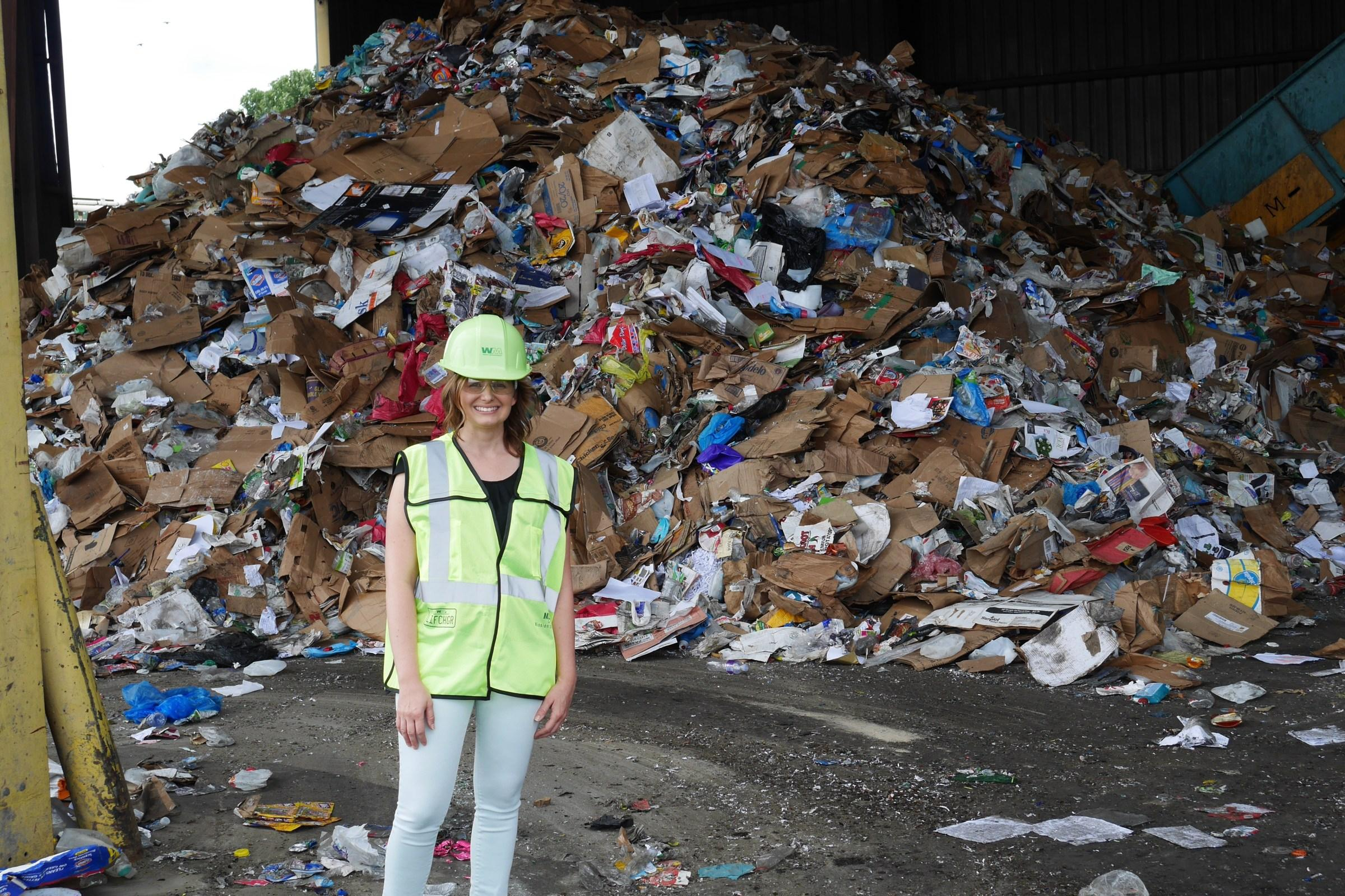 China doesn't want most of our plastics or junk mail anymore