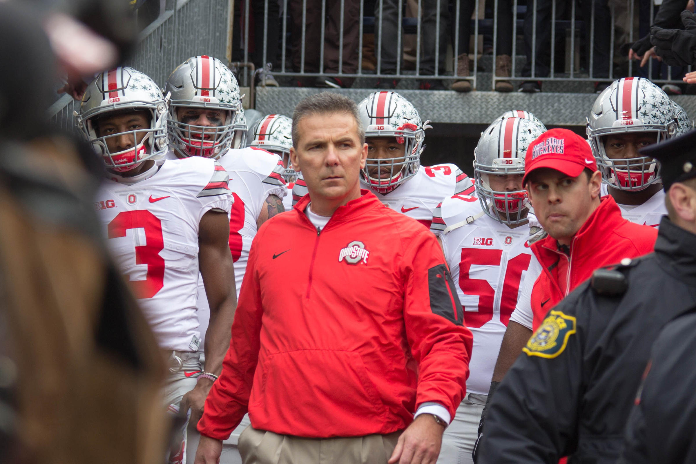 Coach Urban Meyer's alleged Title IX violation could cost