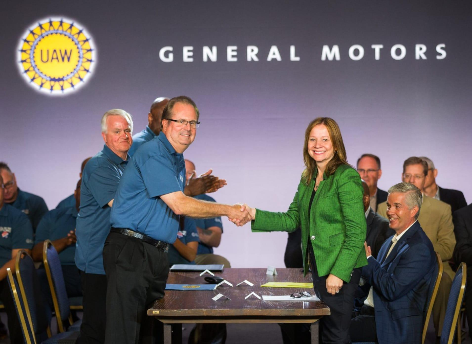 UAW authorizes strikes amid contract negotiations; will target GM
