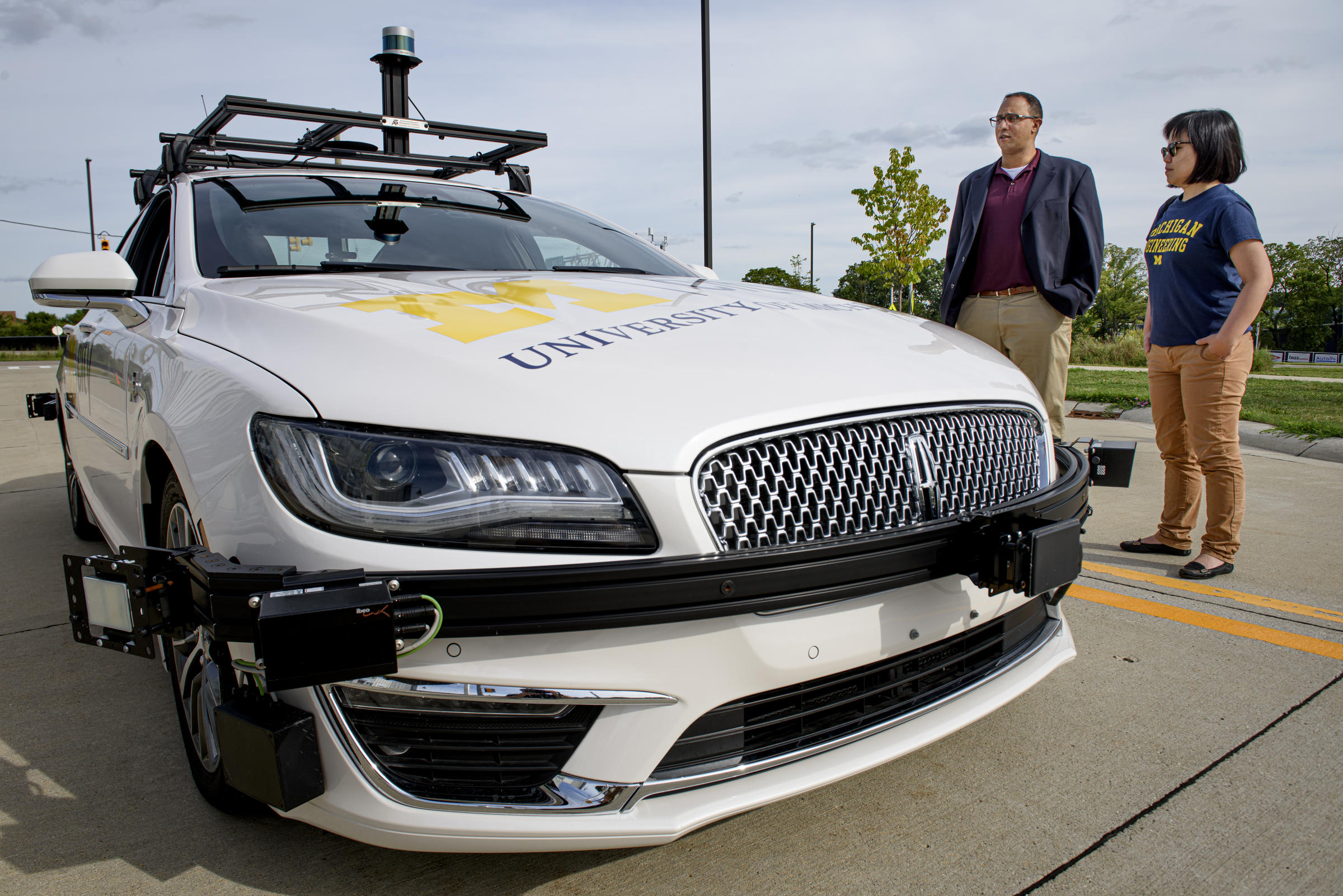 Researchers Driverless Cars Can T Just Be Safe They Also Need To Be Nice Michigan Radio