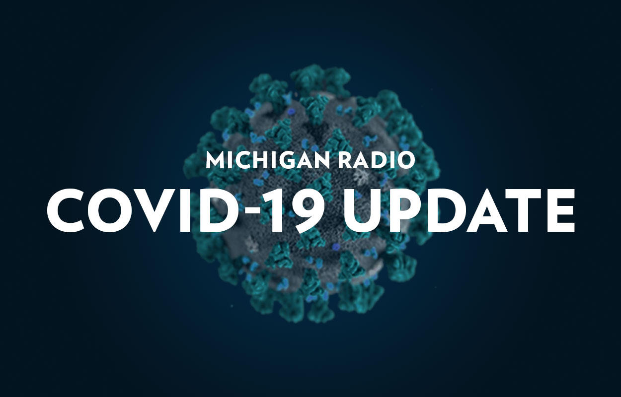 Two Michigan COVID-19 Deaths Reported