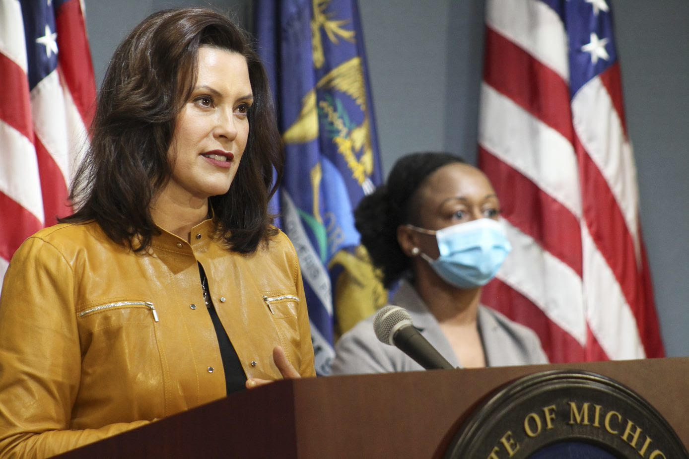 Read the latest stay-at-home order by Gov. Whitmer