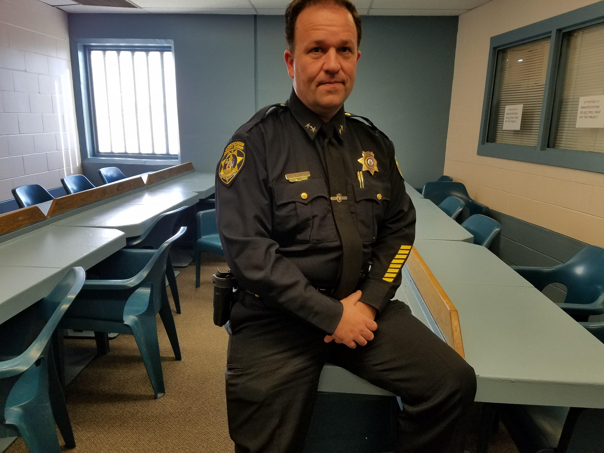 In Effort to Reduce Contraband, More Maine Jails Turn to