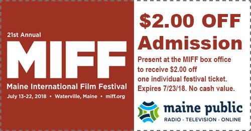 MIFF 2018 | Maine Public