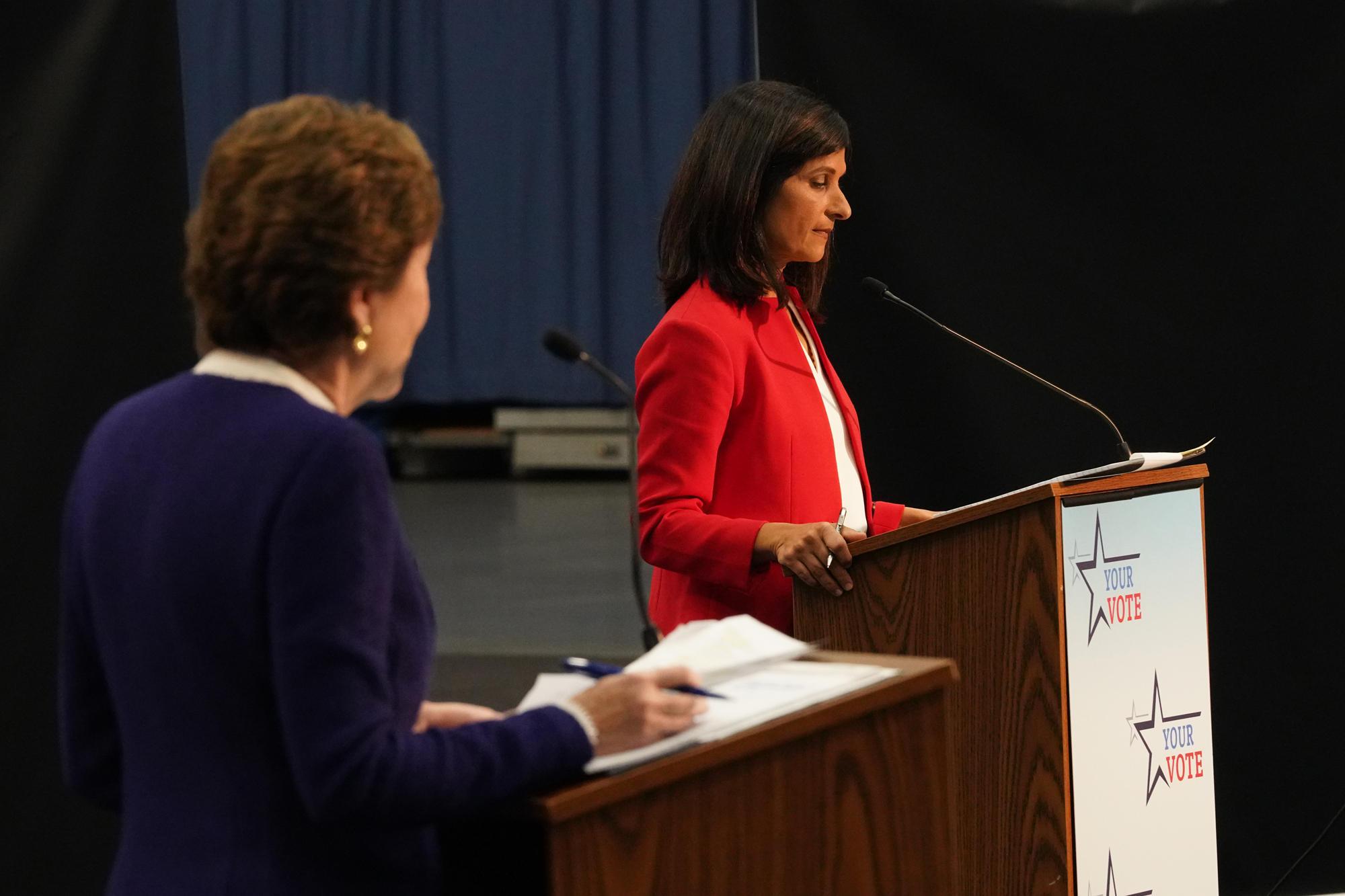 Trump Decries 'Nasty Rumor' that Susan Collins Wouldn't Support Barrett Nomination