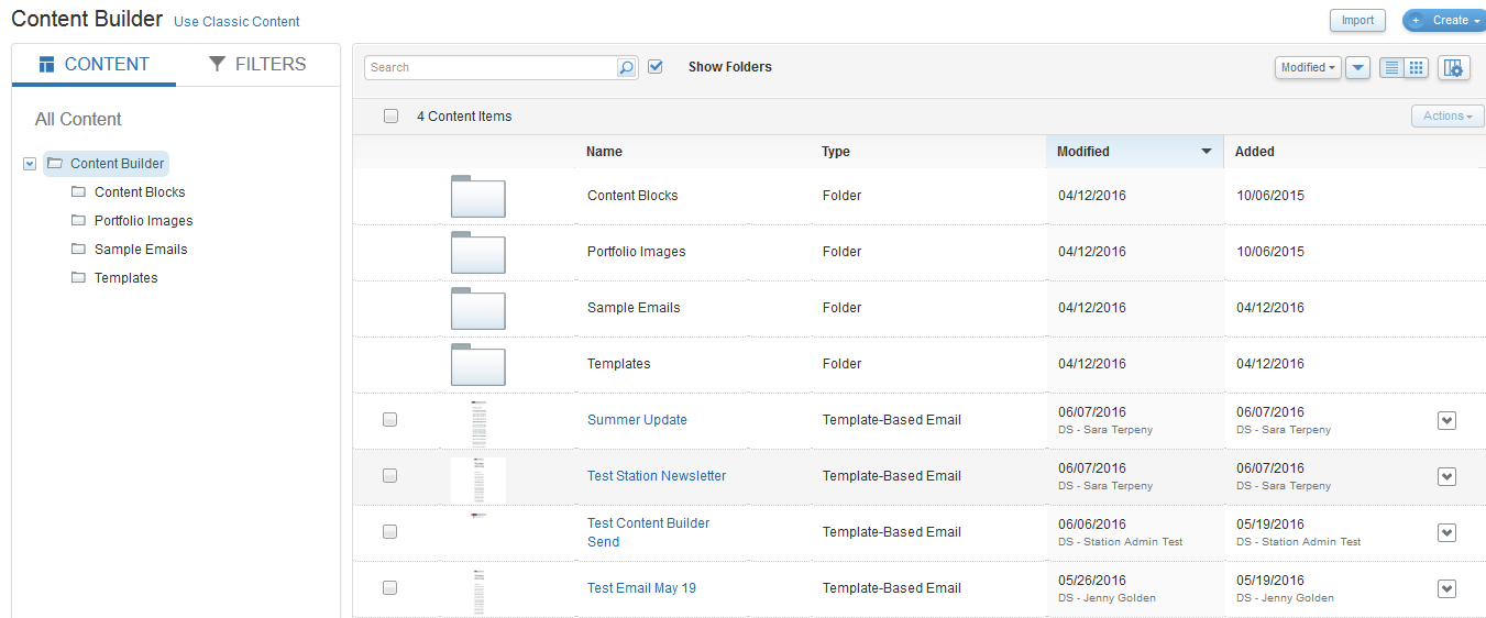 New Content Editor Coming to Salesforce Marketing Cloud