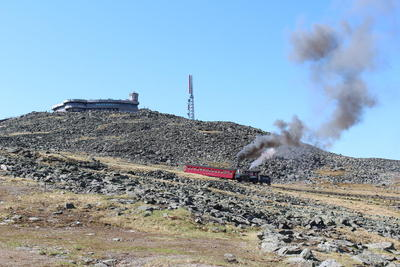 Mt  Washington Observatory, Cog Railway Seek Court Ruling On