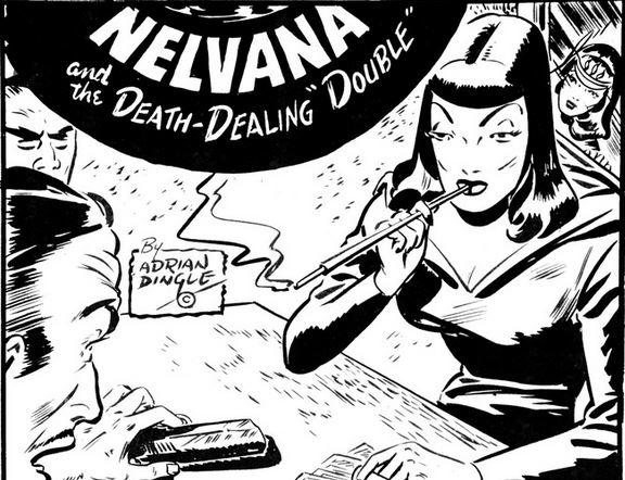 The Return Of A Comic Book Heroine Nelvana Of The Northern Lights