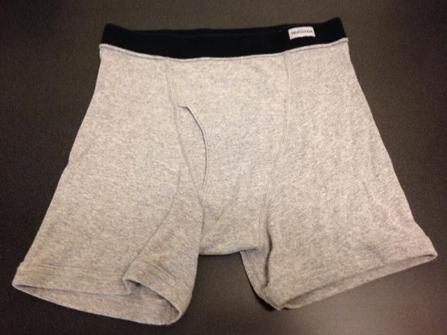 8028f7684ed4 Can you correctly guess if this pair of boxer briefs is a Men's Small, or a  Boys' XL? Taylor is betting you can't. Find out the answer by scrolling  down to ...