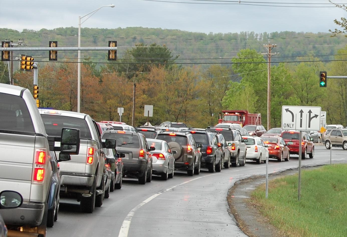 In Upper Valley, A Call For More Carpooling To Help Ease