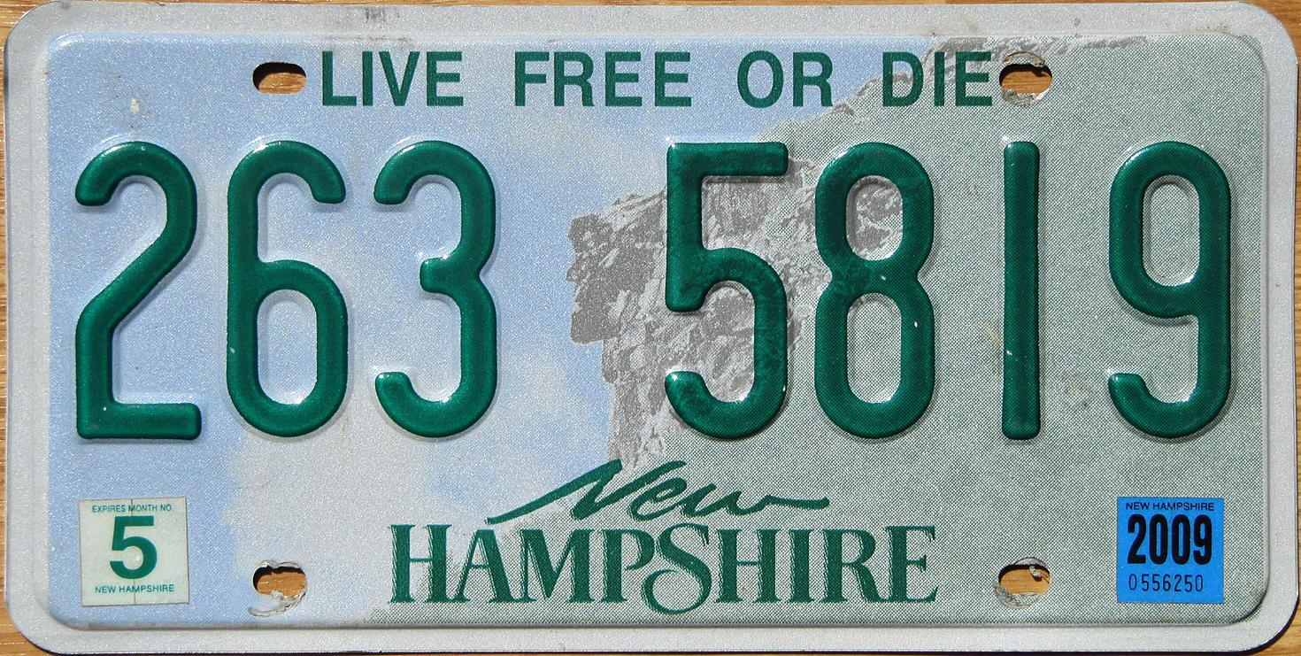 Live Free? Die? Decades-Old Fight Over N.H. Motto to Get Supreme Court  Shout-Out | New Hampshire Public Radio