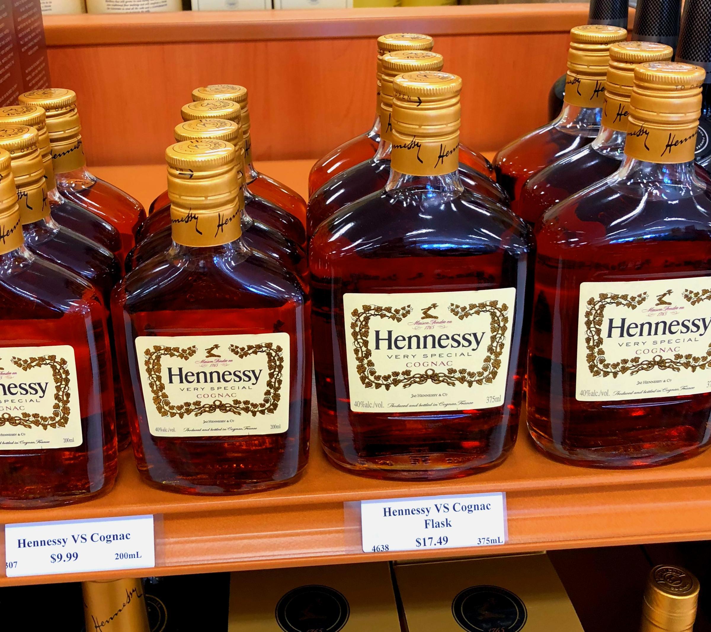 Hennessy Cognac, Liquor at Center of 'Bootlegging