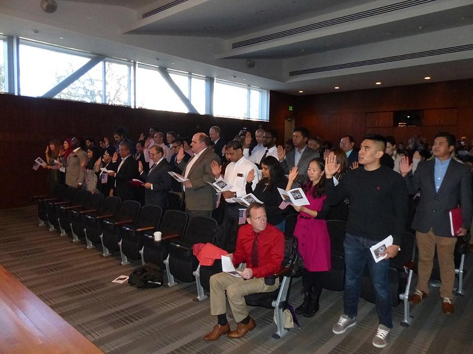 40 N H  Residents Become U S  Citizens | New Hampshire Public Radio