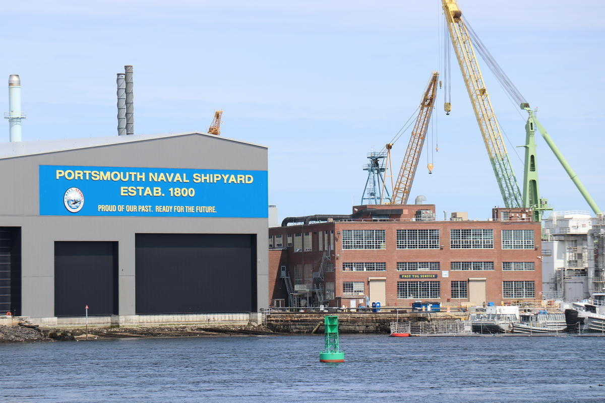 In Lawsuit, Former Contractor Alleges Racist Treatment At Portsmouth