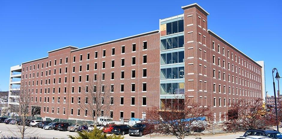 Snhu Academic Calendar.New Snhu Garage In Manchester Aims To Ease City Parking Pains New