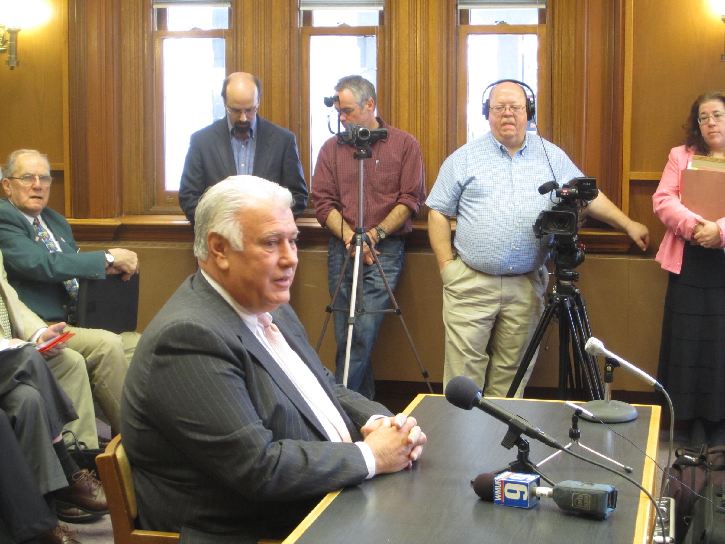 In Wake Of City Solicitor's Resignation, Gatsas Overseeing