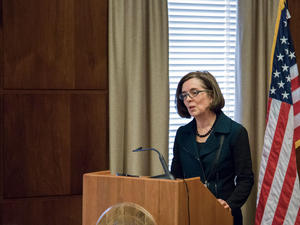 Oregon Democrats, Governor Say They'll Skip The Corporate Tax Hike