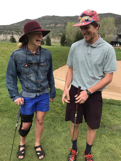 Olympic Skiers From Oregon Bounce Back From Big Hurts Nw News Network