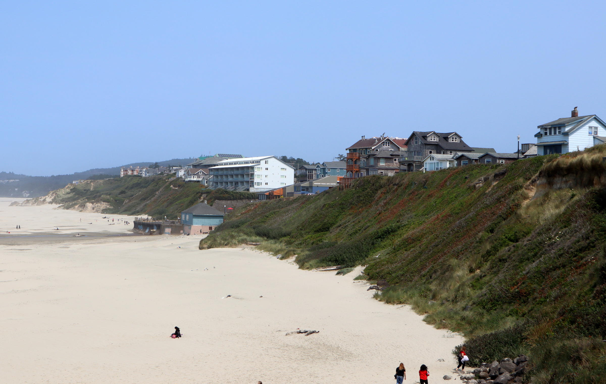 Newport S Nye Beach Neighborhood Has The City Highest Concentration Of Short Term Vacation Als