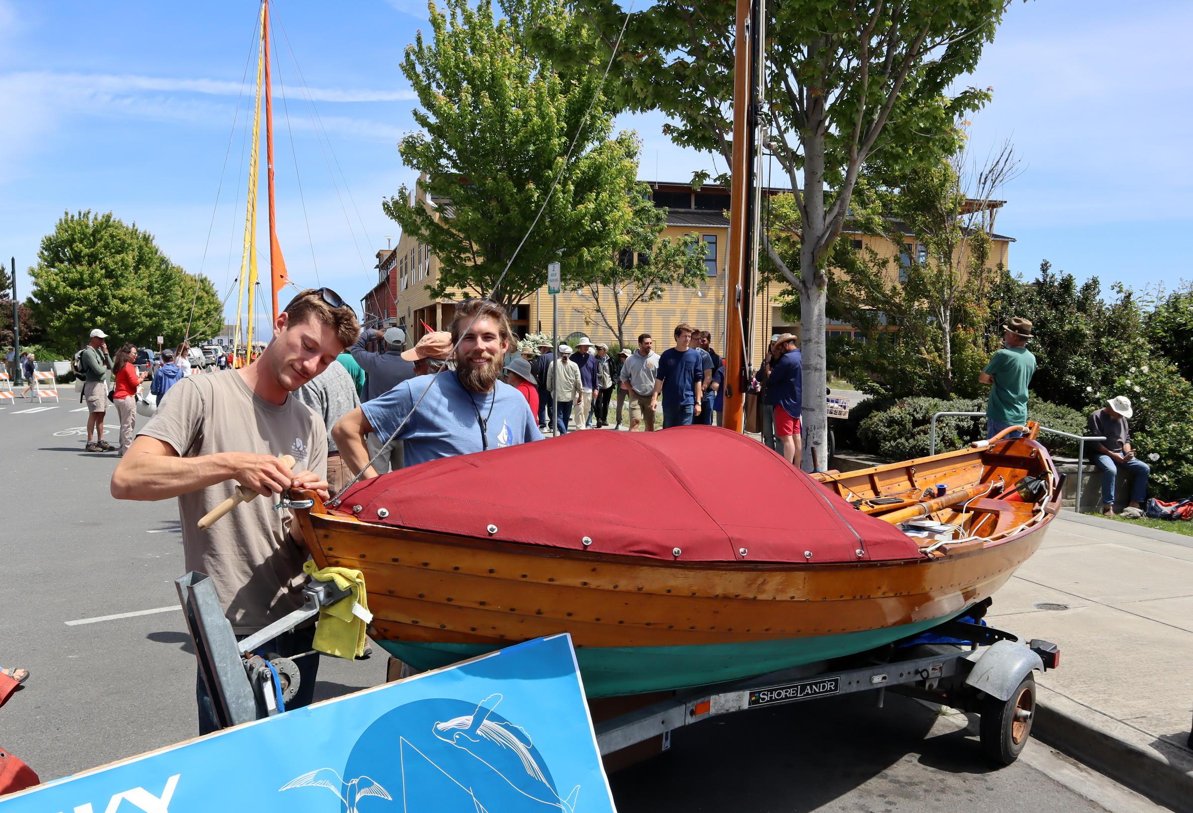 Alaska or bust! Racers set out on paddleboards, outrigger