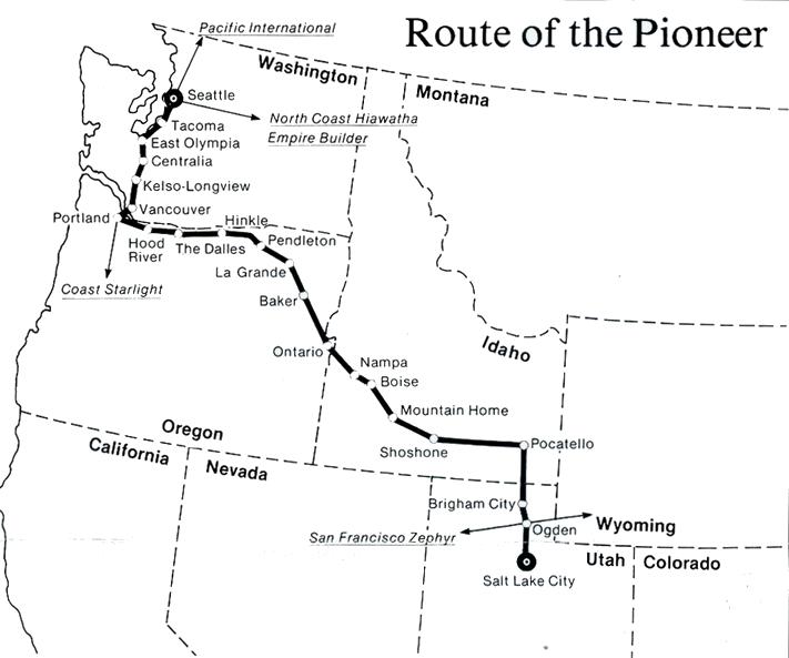 Northwest rail buffs signal for return of Oregon Trail ...