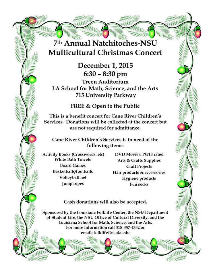 Red River Radio Spotlight: The 7th Annual Natchitoches-NSU