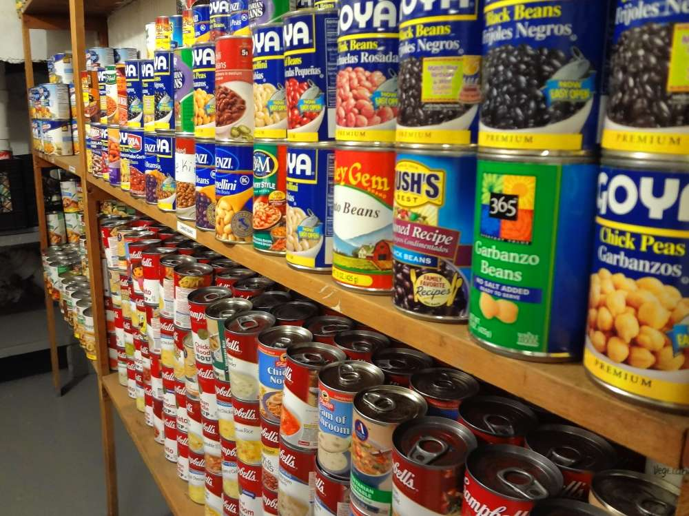 What is an Emergency Food Pantry