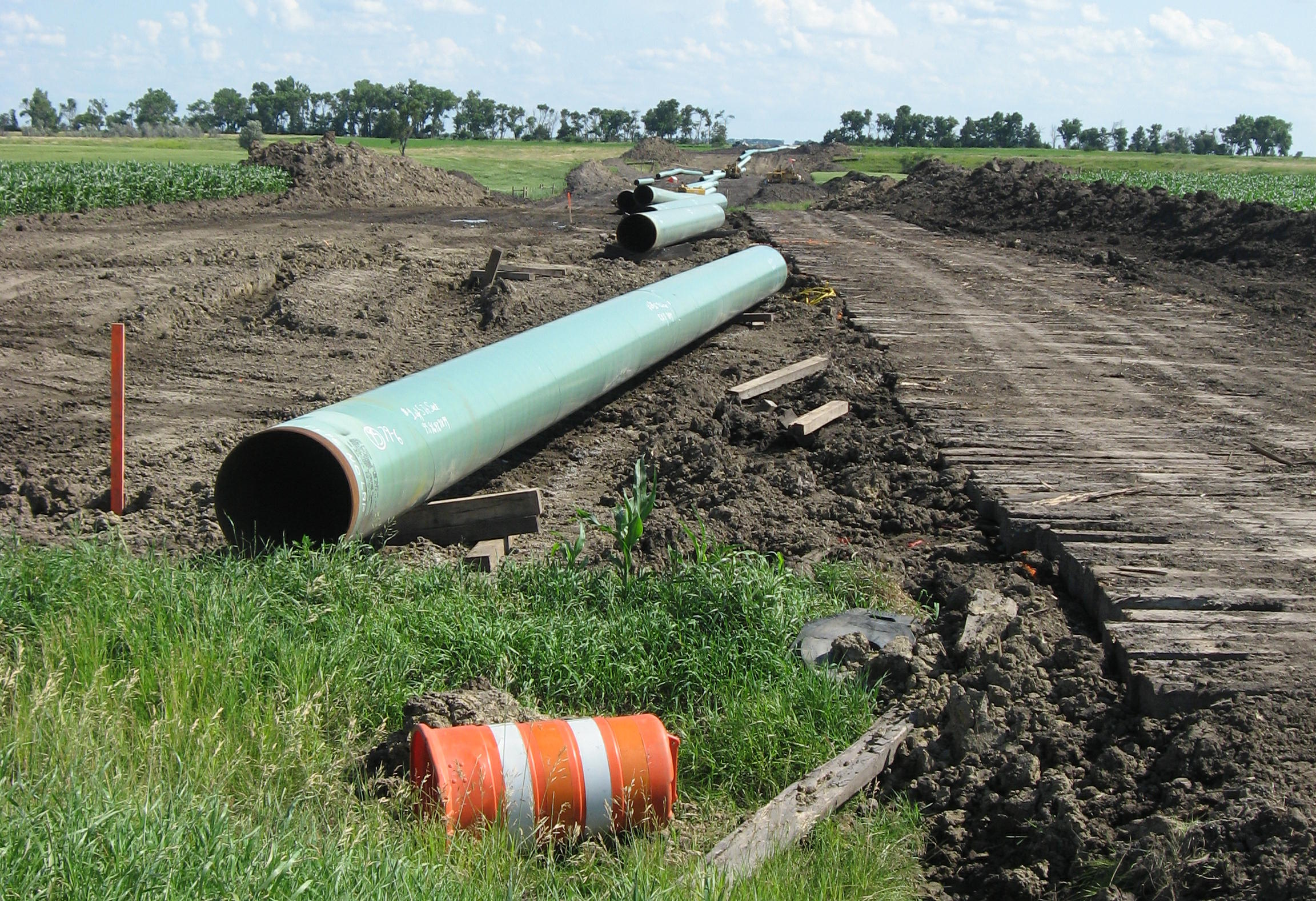 Keystone XL Pipeline Hearings Delayed; New Date TBA | SDPB ...