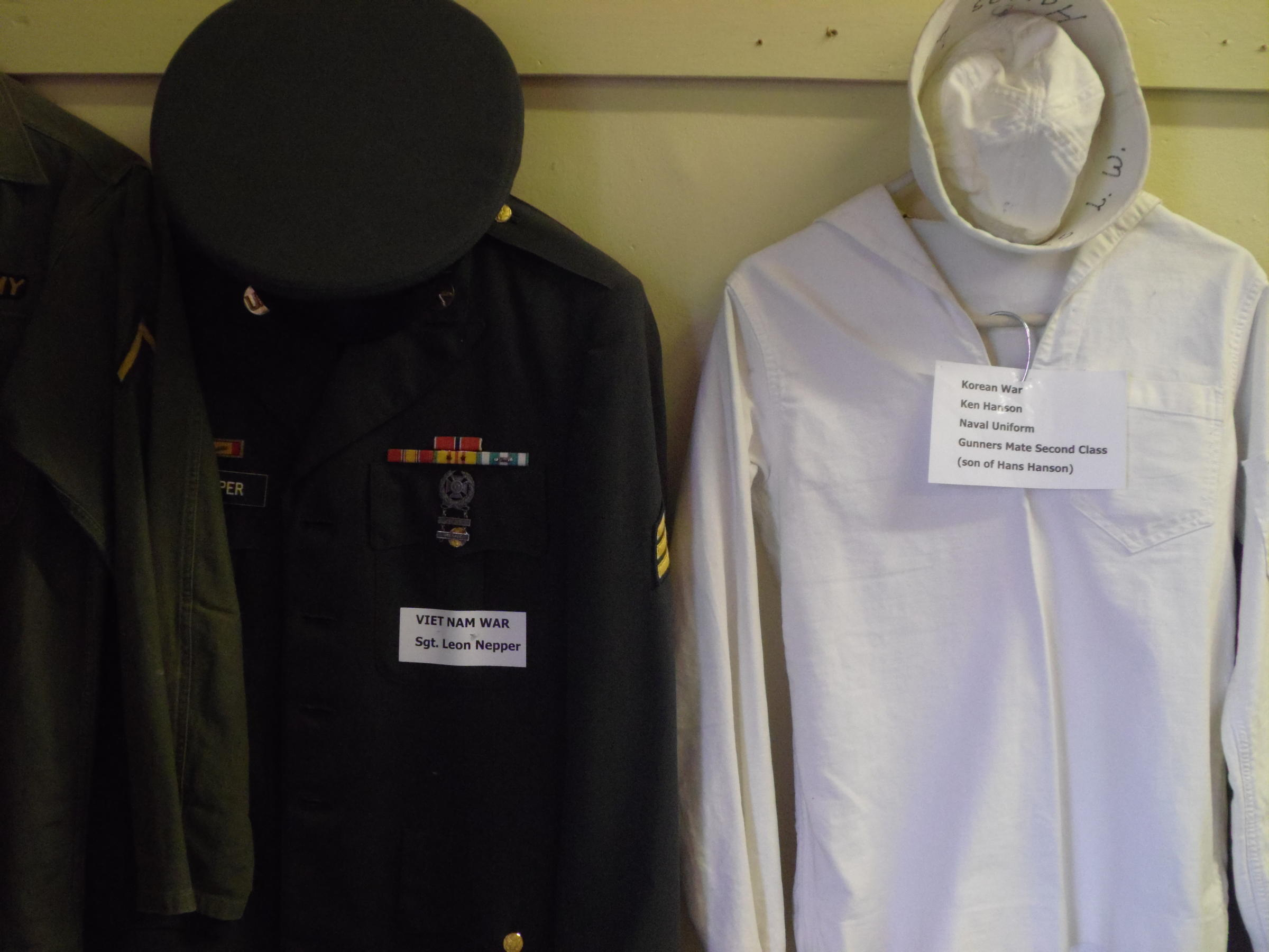 240 Years Of Military Uniform History In Custer | SDPB Radio