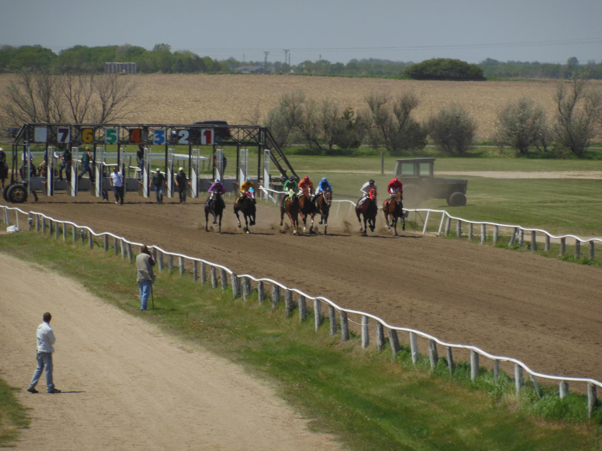 Horse Racing Tradition Continues In Aberdeen | SDPB Radio