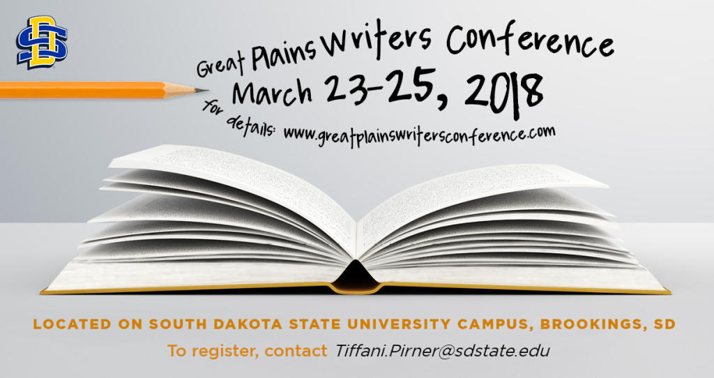 Christine Stewart: 41st Great Plains Writers Conference