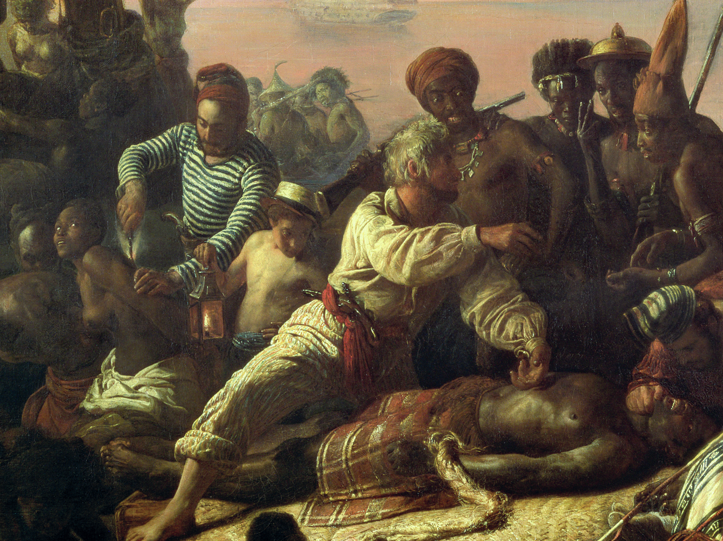 On This Spanish Slave Ship, Nothing Was As It Seemed   WUNC