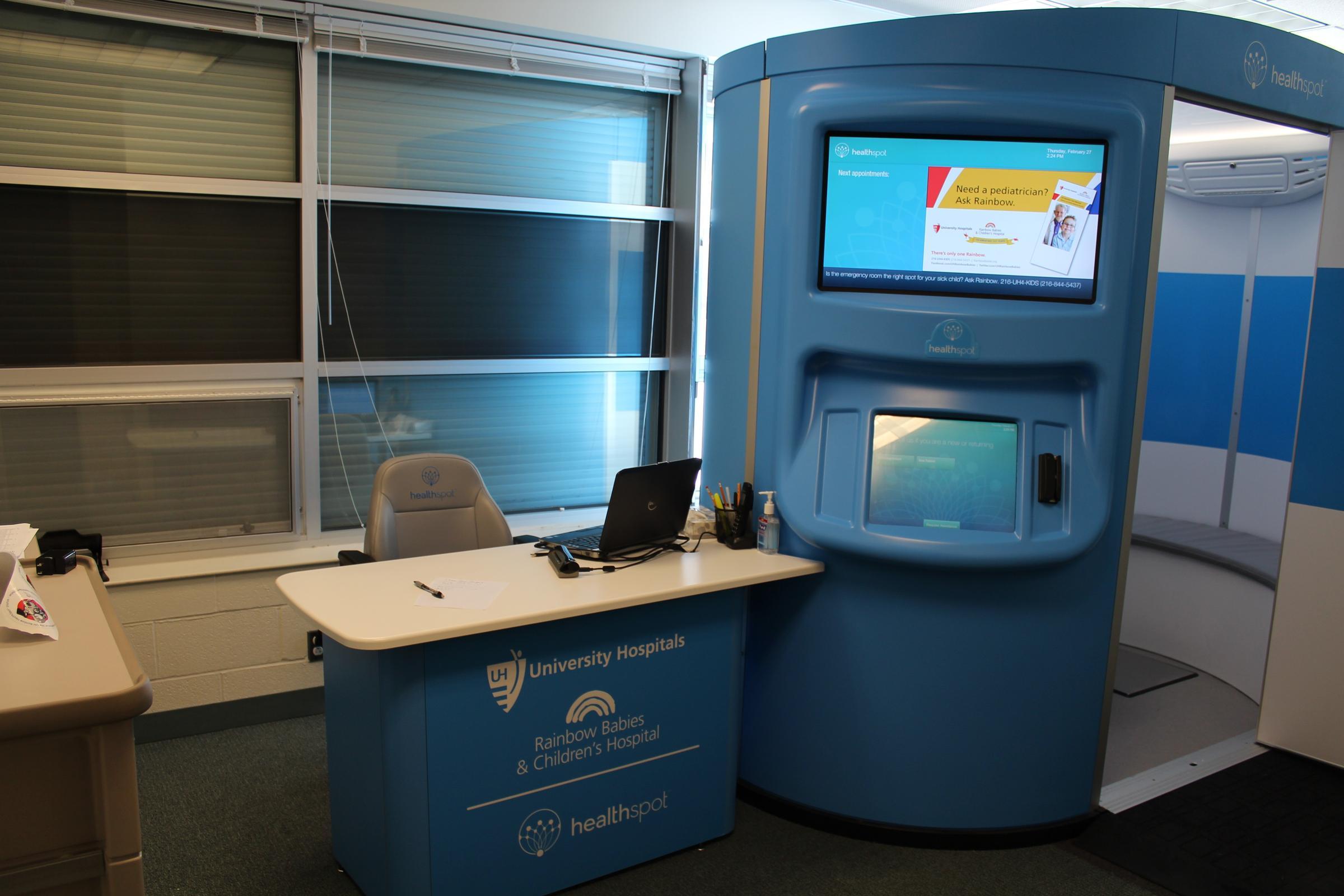 Virtual Kiosks Take Care Outside Clinics | WUSF News