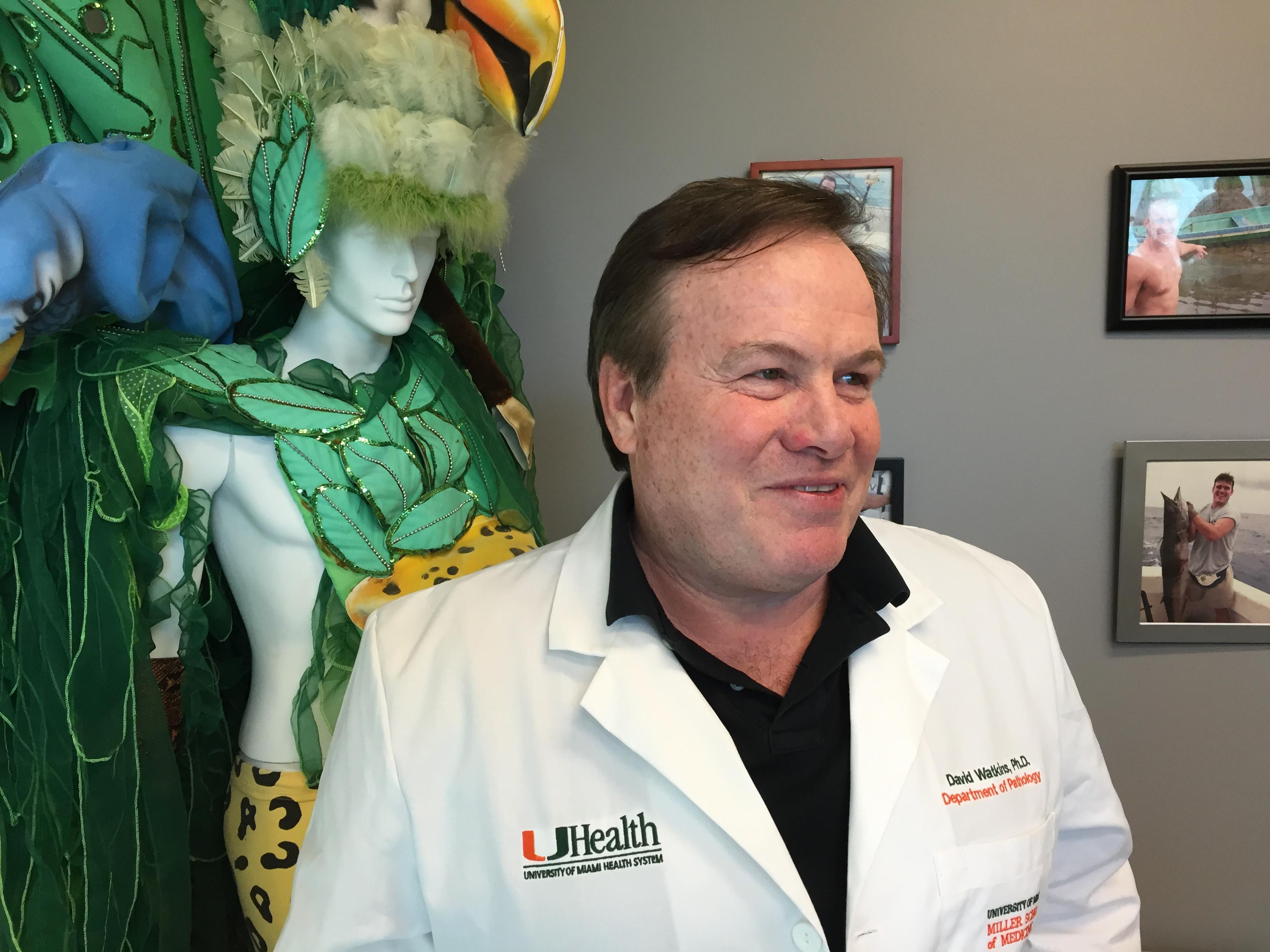 Miami Versus Zika: South Florida Scientists Battle A