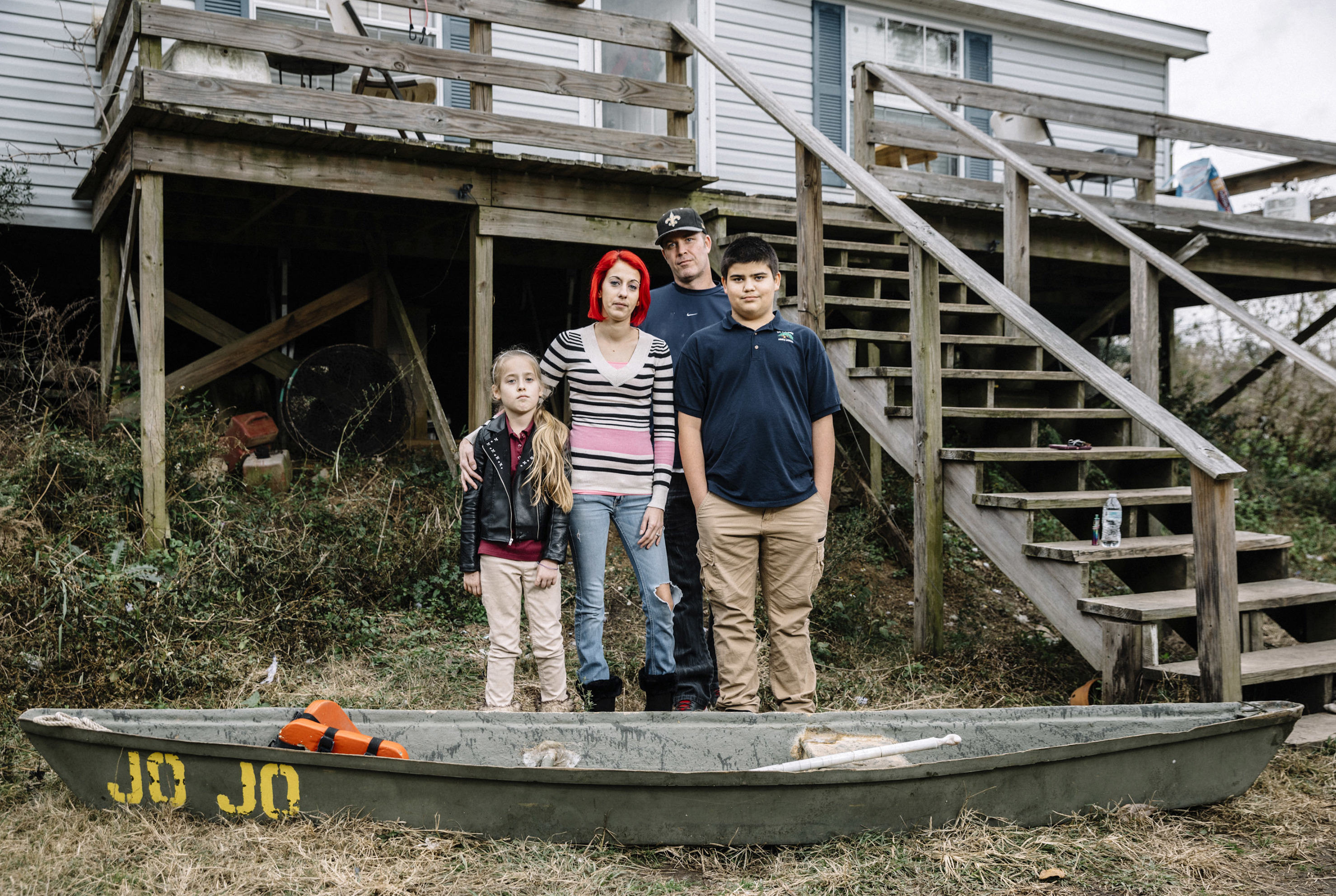 Louisiana Families Must Give Up Special >> Louisiana Says Thousands Should Move From Vulnerable Coast