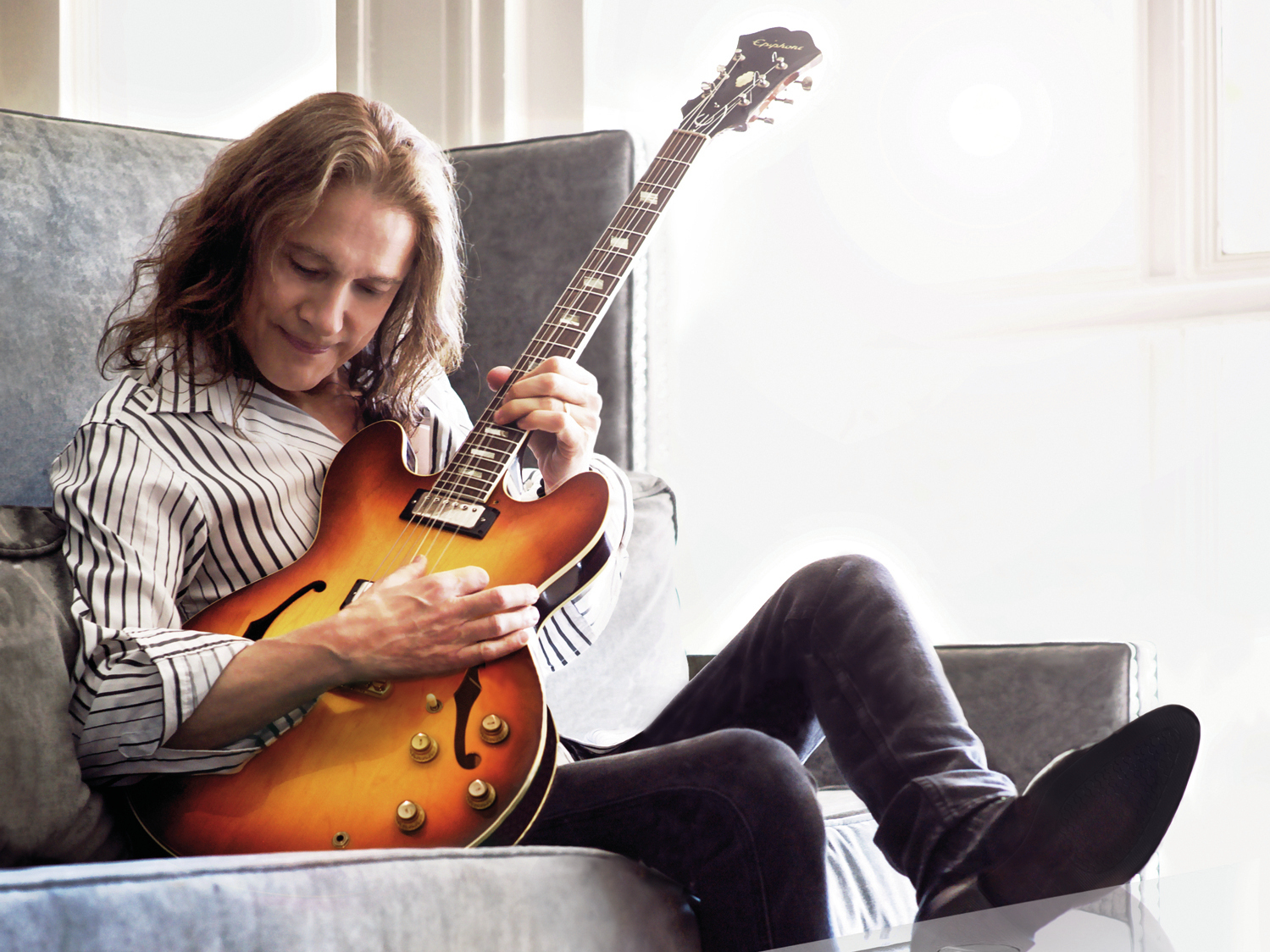 Robben Ford On Piano Jazz Wprl