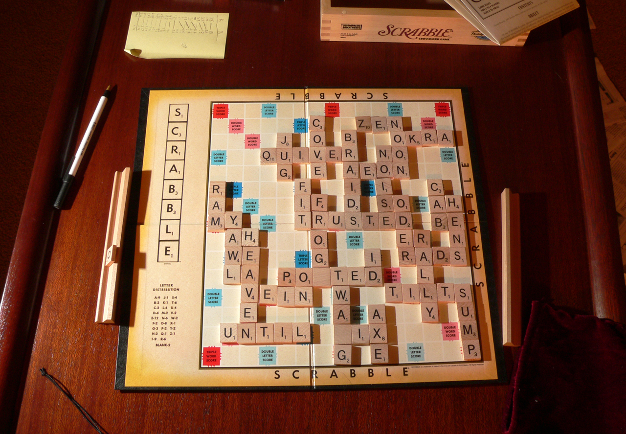 OMG! Scrabble To Add New Words To Its Dictionary | KGOU