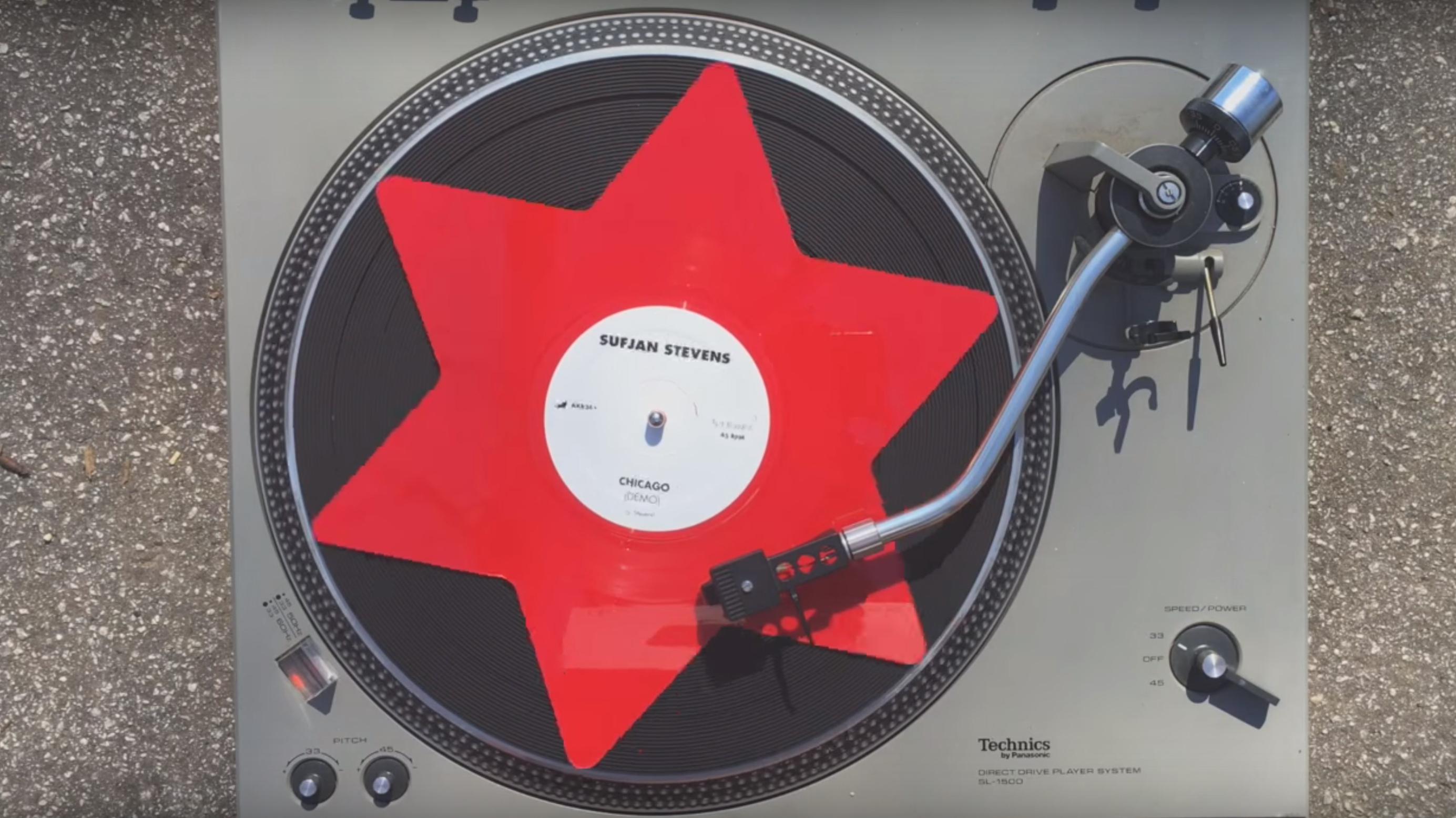 Songs We Love Sufjan Stevens, 'Chicago Demo'   Delaware First ...