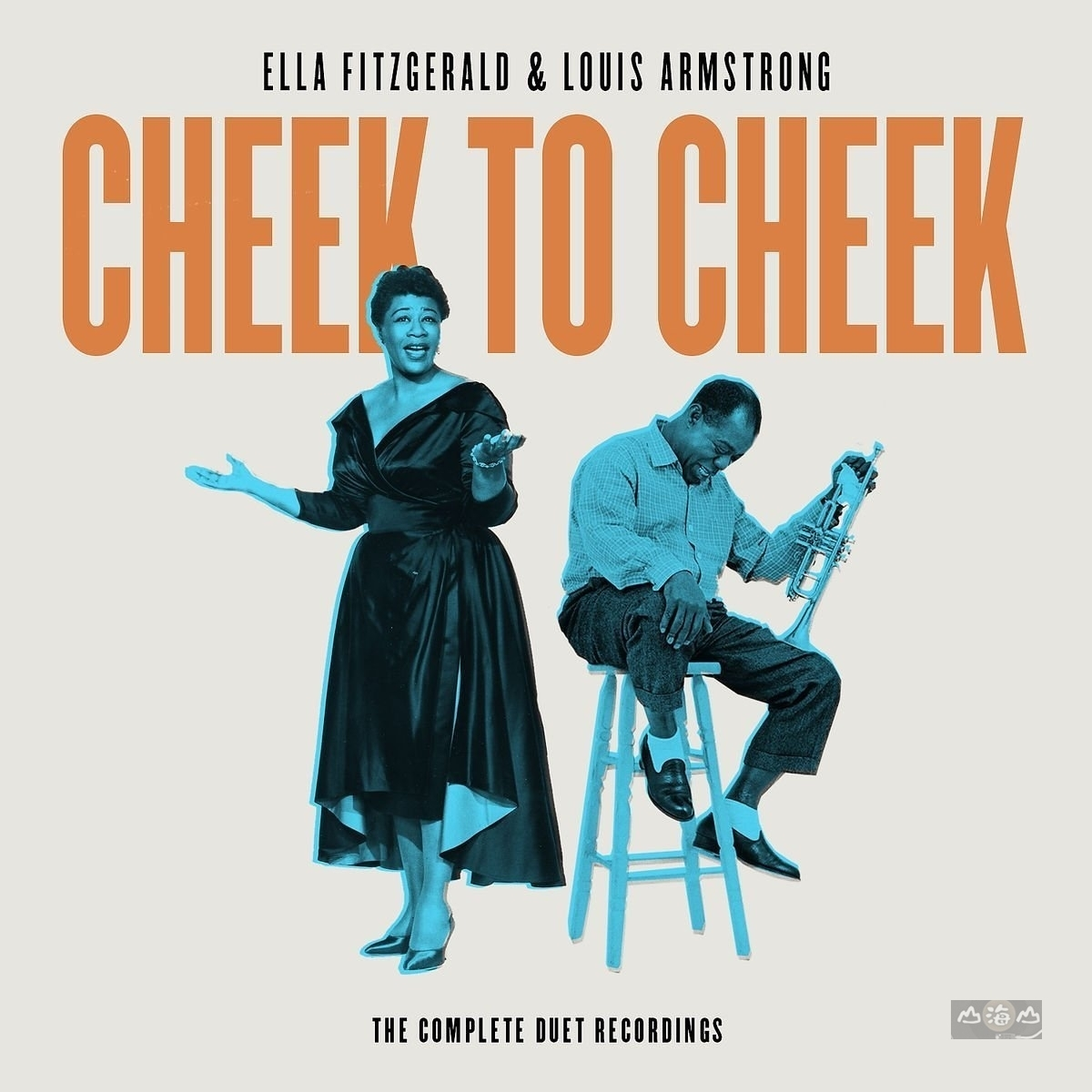 Ella Fitzgerald And Louis Armstrong Go Cheek To Cheek On A New 4 Disc Set Wmra And Wemc