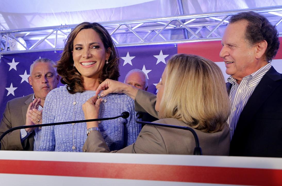 Maria Elvira Salazar Wins Republican Nomination; Ros-Lehtinen Passes The  Torch | WJCT NEWS