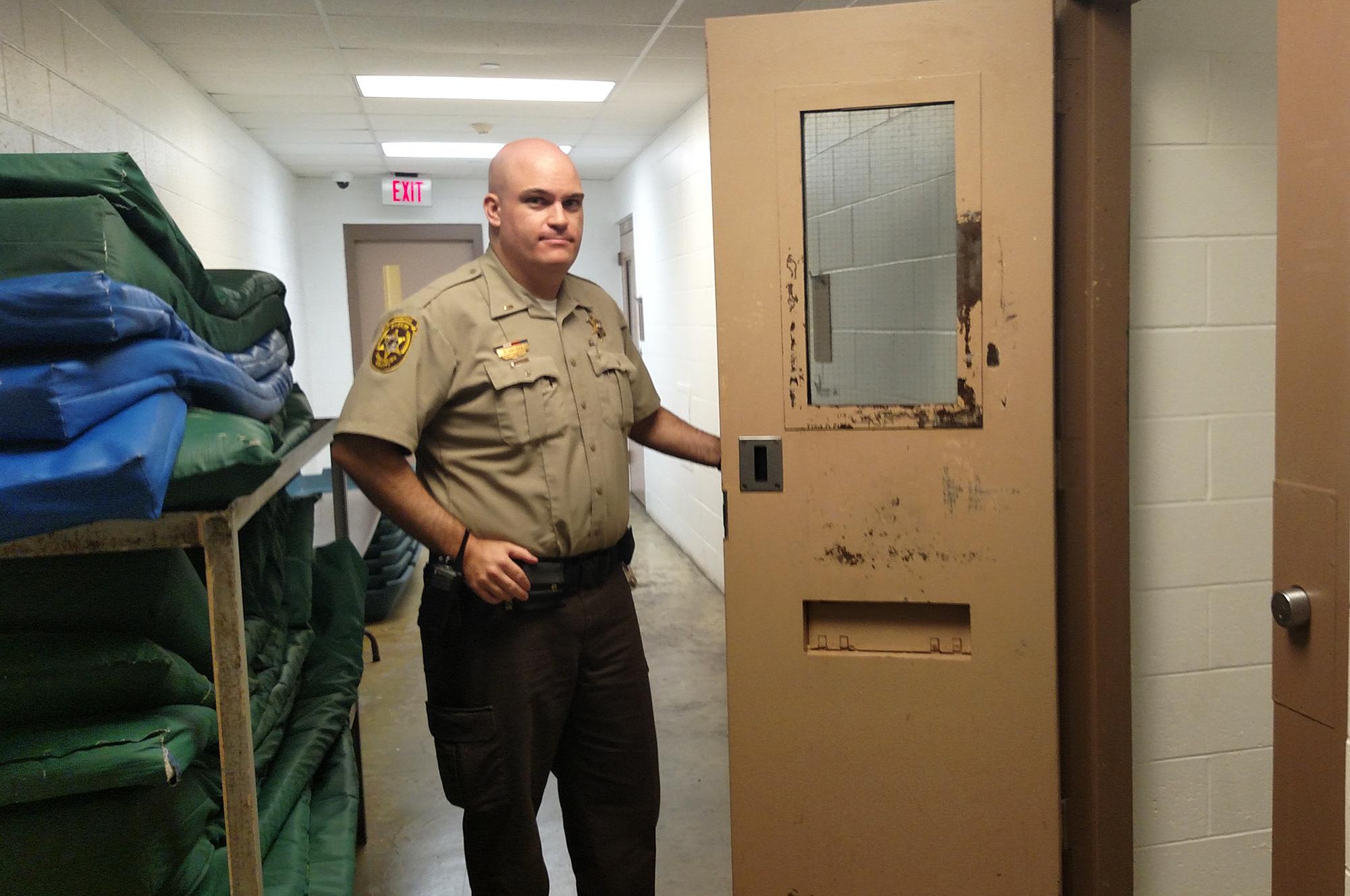 County Jails Struggle To Treat Mentally Ill Inmates   Health News
